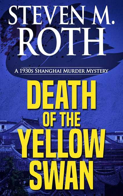 DEATH OF THE YELLOW SWAN by