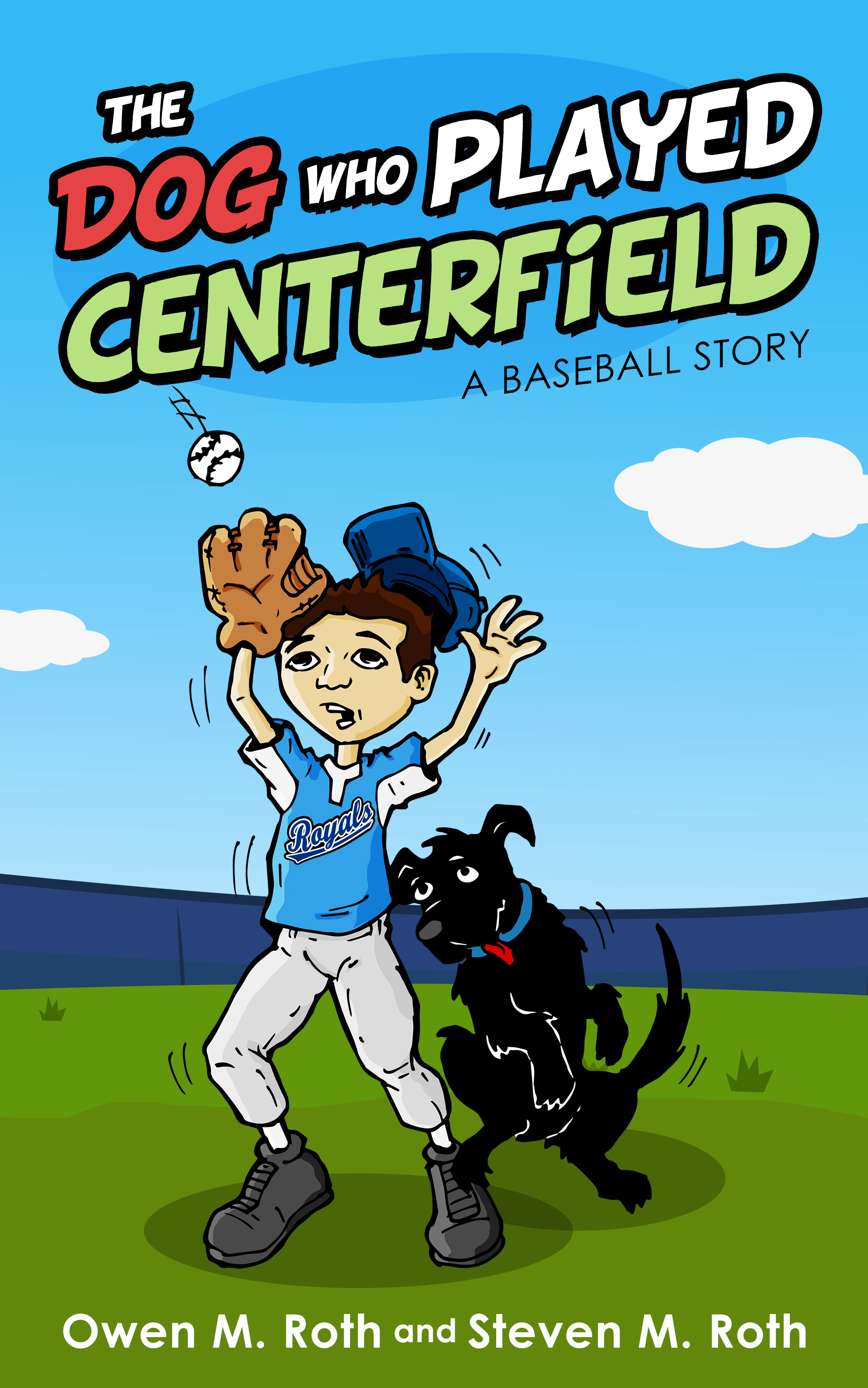 Dog Who PLayed Center Field
